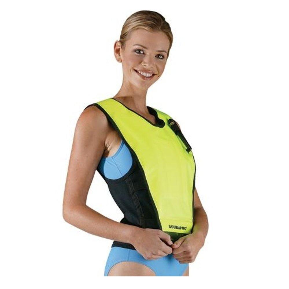Scubapro Cruiser Snorkeling Snorkel Vest (Neon / Yellow, XSmall) by Scubapro
