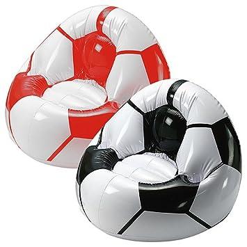 Aufblasbarer Fußballsessel \