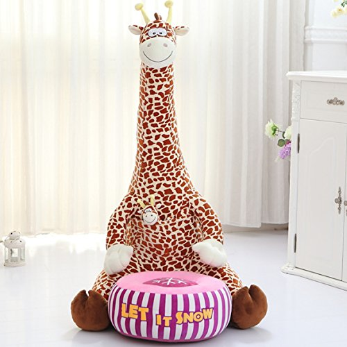 MAXYOYO Velvet Cartoon Washable giraffe product image