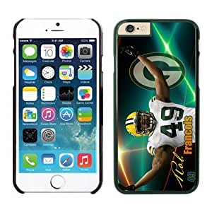 NFL Green Bay Packers Rob Francois Case Cover For SamSung Galaxy S5 Black NFL Case Cover For SamSung Galaxy S5 12378