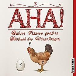 Aha! Hubert Filsers großes Hörbuch der Alltagsfragen
