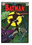 BATMAN #189 (1st appearance SCARECROW)