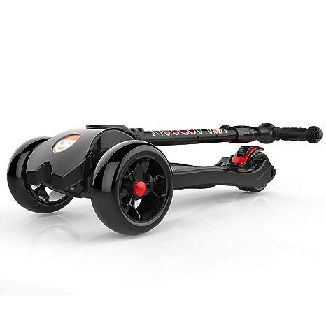Scooter Patinete Plegable para 150 kg de rodamiento ...