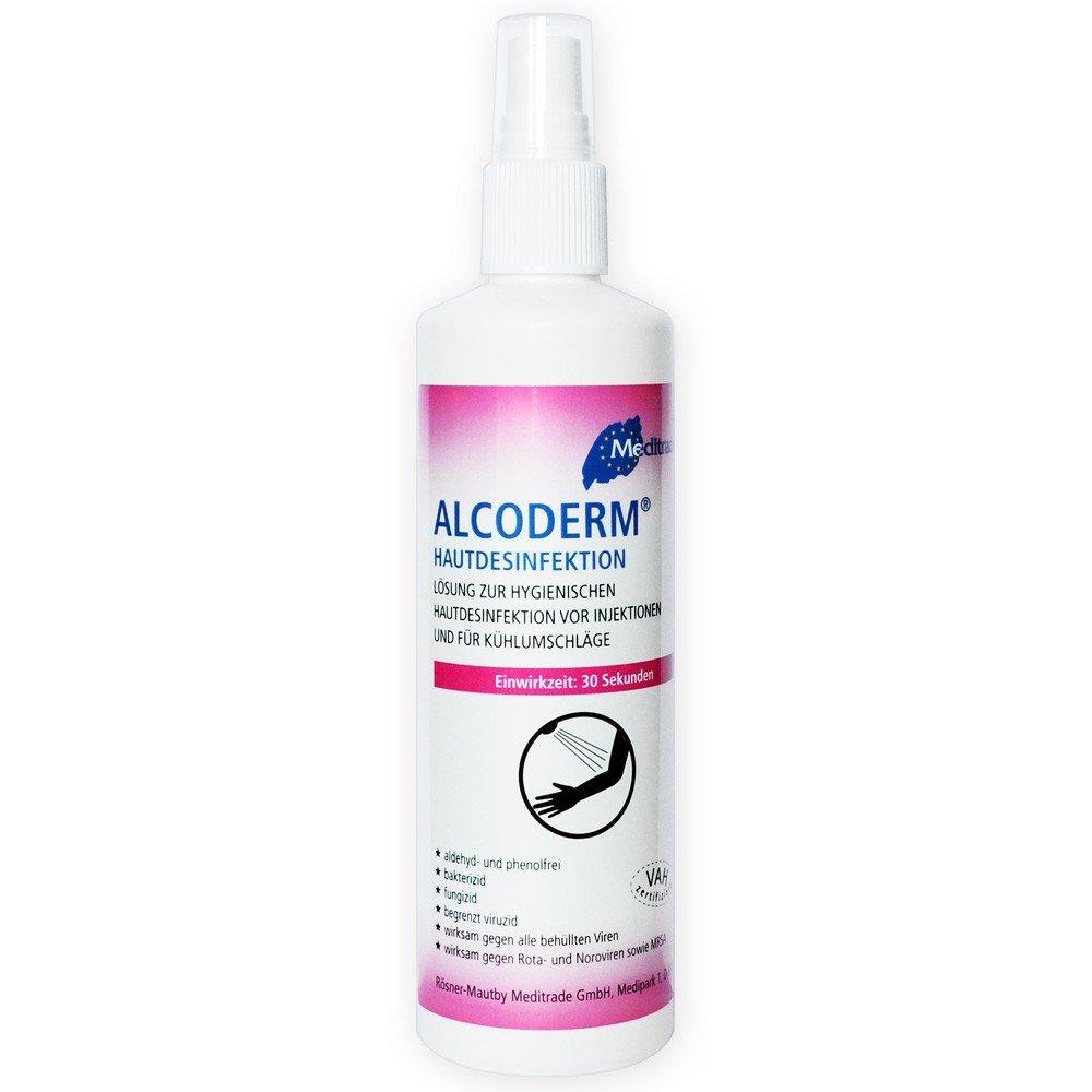 Alcoderm Hautdesinfektion