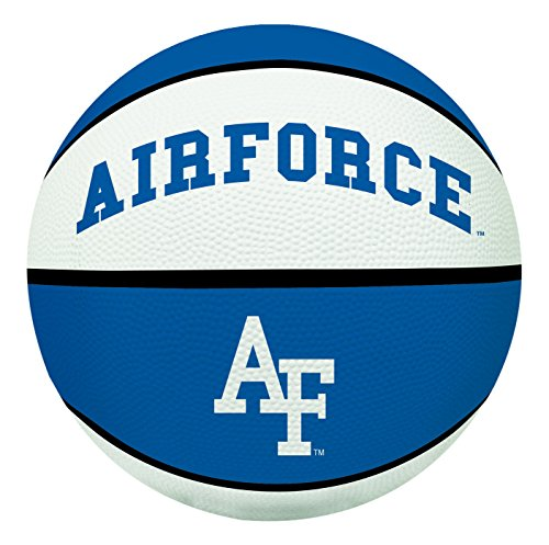 Falcons Basketball (NCAA Air Force Falcons Crossover Full Size Basketball by Rawlings)