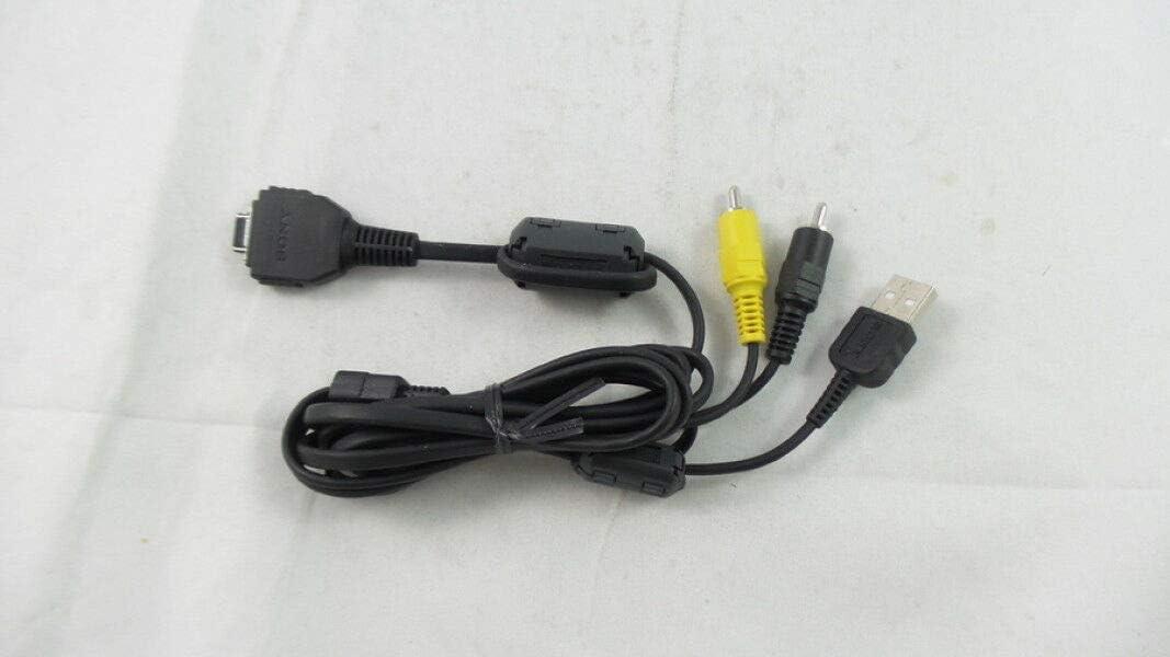 Usb Av Verbindungskabel Kompatibel Mit Sony Vmc Md1 Elektronik