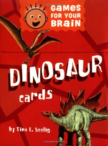 Dinosaur Cards (Games for Your Brain)