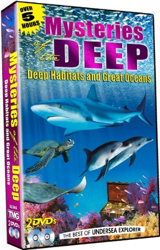 Price comparison product image Mysteries of the Deep - Deep Habitats and Great Oceans - 2 DVD Set