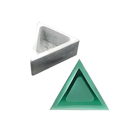 Molde de silicona diy, Starter Molde de olla de jardín concreto Molde de silicona combinado