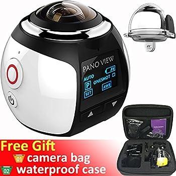 Amazon.com : 360fly 360° HD Video Camera : Camera & Photo