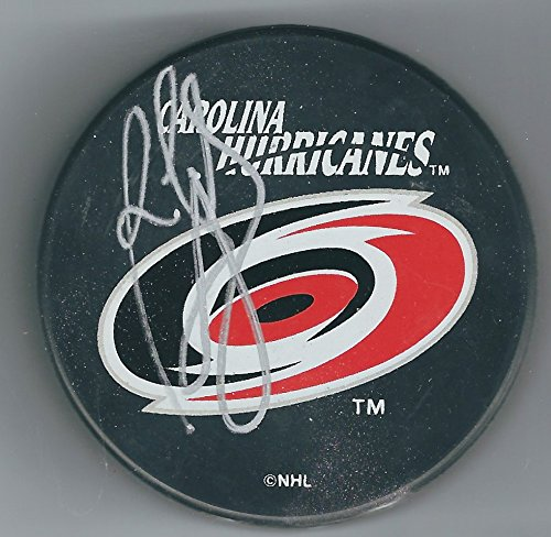 Amazon.com  Autographed Ron Francis Carolina Hurricanes Hockey Puck JSA  Sports  Collectibles b9012d46c
