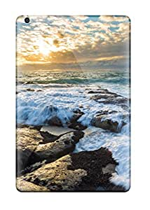 Awesome TashaEliseSawyer Defender Tpu Hard Case Cover For Ipad Mini 3- Ocean