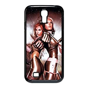 Jean Grey And Rogue Comic Samsung Galaxy S4 90 Cell Phone Case Black yyfabc-590956
