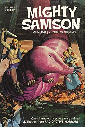 Mighty Samson Archives Volume 4 (Dark Horse Archives)