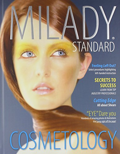 [Milady's Standard Cosmetology Textbook Package 2012] (Costumes Nps)