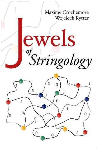 Jewels of Stringology by Brand: World Scientific Pub Co Inc