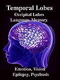 """Temporal Lobes - Occipital Lobes, Memory, Language, Vision, Emotion, Epilepsy, Psychosis"" av R Joseph"