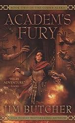 Academ's Fury (Codex Alera Book 2)