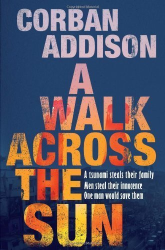Walk Across Addison Corban Hardcover product image
