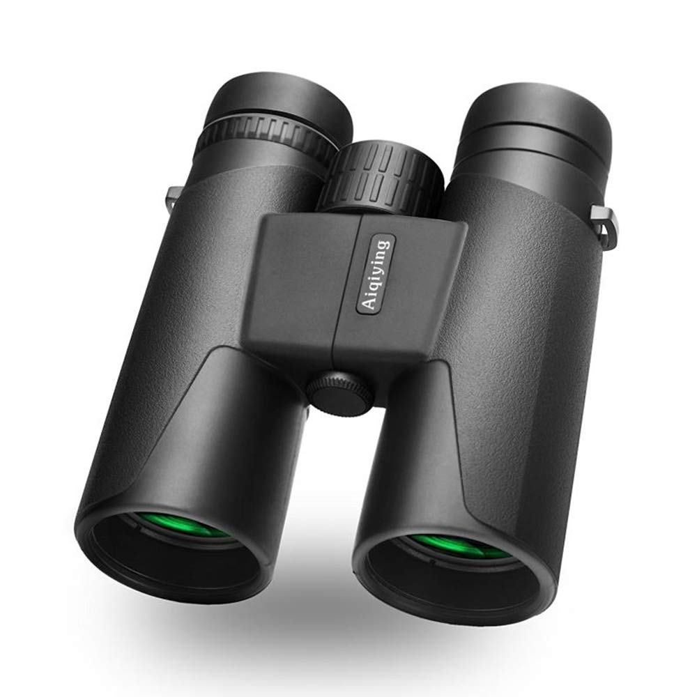 12×42 Roof Prism Binoculars for Adults, HD Professional Campact Binoculars for Bird Watching Travel Hunting Sports Concerts- BAK4 Prism FMC Lens with Strap Carrying Bag