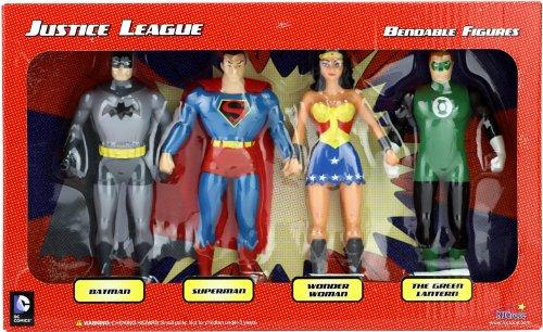 DDI 1760159 Justice League Boxed Set Case of 4