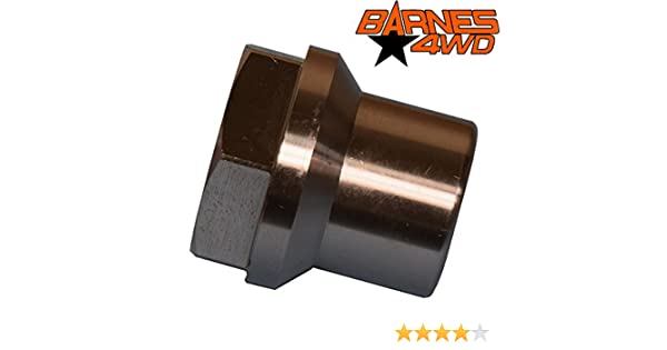 """Heavy Wall Hex Tube Insert 3//4/""""-16 Tubing Right Hand for 1/"""" I.D"""