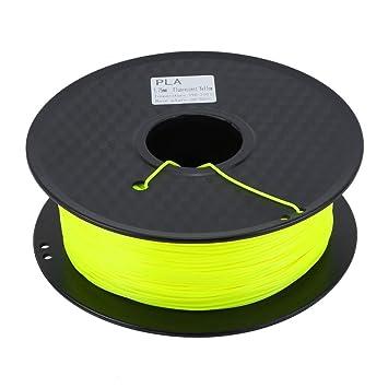 Filamento de impresora 3D estable Contracción baja 1.75 mm 1 kg ...