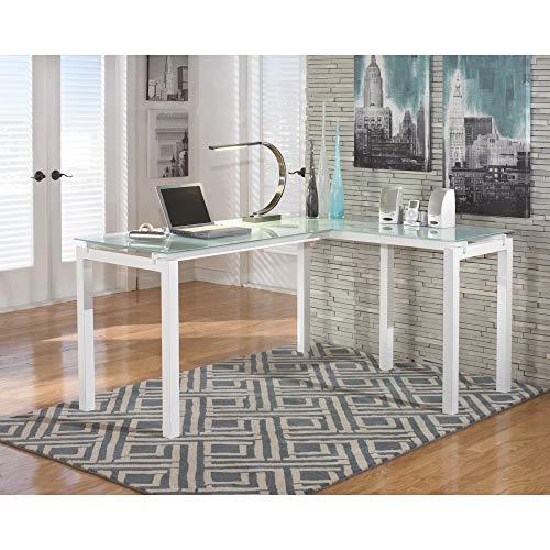 Ashley Furniture Signature Design - Baraga Collection Home Office Desk