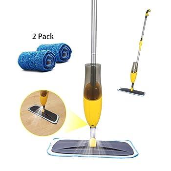 YOCADA Microfiber Spray Mop