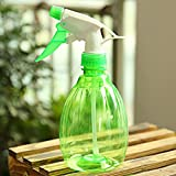 Yinpinxinmao Hand Trigger Spray Bottles for Cleaning Gardening Plants Green