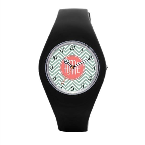 Get Well Soon reloj deportivo para mujer moderno deporte relojes para hombres: Amazon.es: Relojes