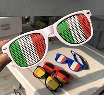 Beito World Fan Glasses Different Countries – Sunglasses Fan Item