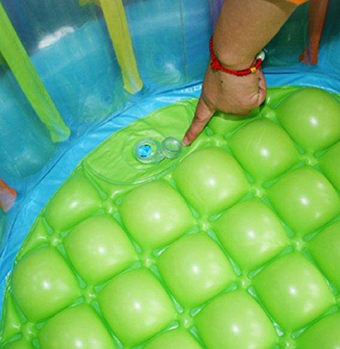 KLWJ Inflatable baby inflatable pool, Bathtub, Bathing pool, Game pool, Air pump-A by KLWJ (Image #3)