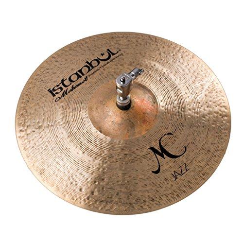 Istanbul Mehmet Cymbals Jazz Series CJ-HH15MC Jazz Hi-Hat 15-Inch Cymbal ()