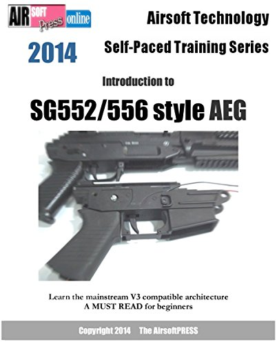 Airsoft Technology Self-Paced Training Series Introduction to Sg552/556 Style AEG ()