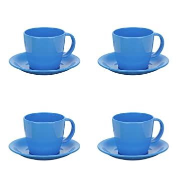 Amazon.com | Aspire Break-resistant Plastic Kids Cups Colored ...