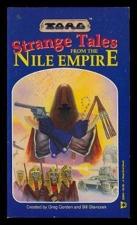 Strange Tales From the Nile Empire, Farshtey, Greg