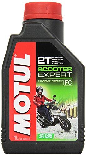 Motul Scooter Expert 2T Oil Liter 2 Stroke Scooter Oil