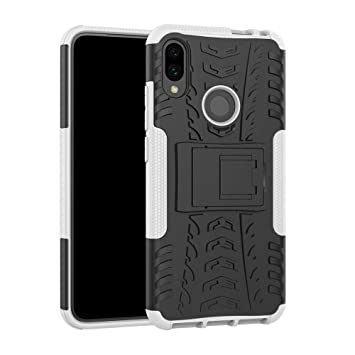 Abuenora Funda para Xiaomi Redmi Note 7, Redmi Note 7 Pro Carcasa Antigolpes Robusta Case 360 Doble Capas Protector Resistente Golpes Caída Protección ...
