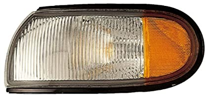 Eagle Eyes FR190-U000L Mercury Driver Side Park Lamp NI2520121V rm-EGL-FR190-U000L
