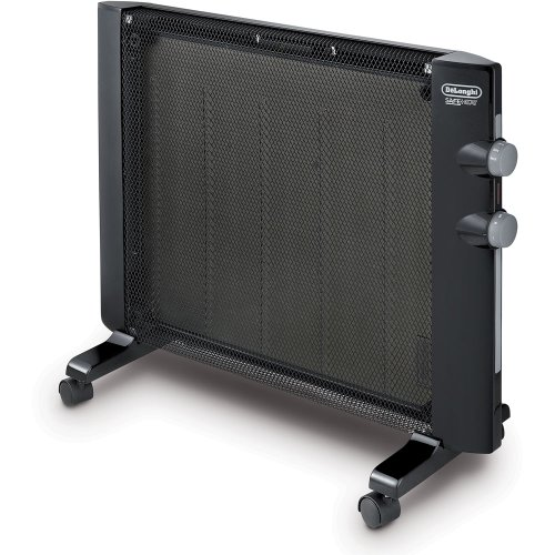 DeLonghi HMP1500 Mica Panel Heater (Best Heater For Living Room)