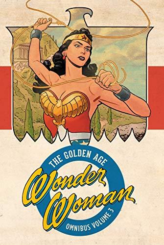 2 Ball Golden Classic Baseball - Wonder Woman: The Golden Age Omnibus Vol. 3