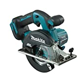 Makita DCS551ZJ 18v Cordless Metal Cutting Saw 150mm Body Only in Makpac