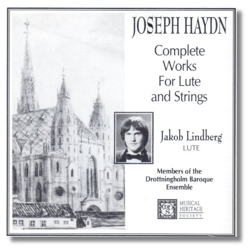 Haydn:Complete Works for Lute and - Baroque Lute