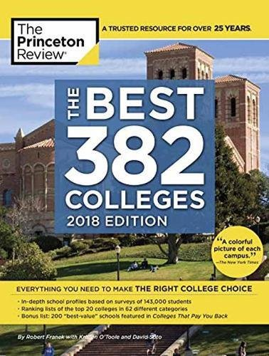 Best Colleges College Admissions Guides