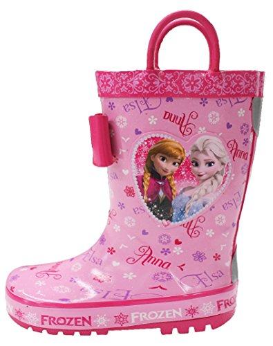 Disney Frozen Girls Boots Shoes