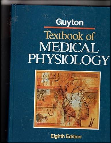 textbook of medical physiology 9780721630878 medicine health