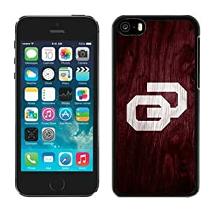 LJF phone case New iphone 6 plus 5.5 inch Case Ncaa Big 12 Conference Oklahoma Sooners 14 Cheap Apple Iphone Case