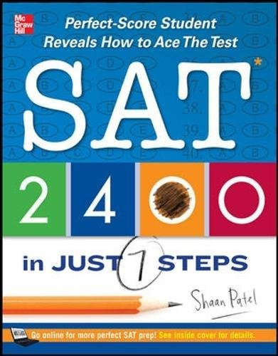 SAT 2400 in Just 7 Steps: Perfect-Score Student Reveals How to Ace the - Mall Orange In County Ca Outlet