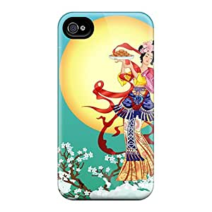 Perfect Moon Goddess Cases Covers Skin For Iphone 6 Phone Cases
